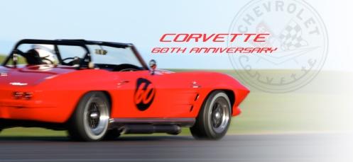 60th Corvette