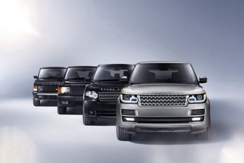 All Gen Range Rover