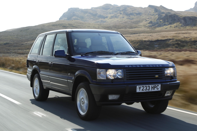 The Range Rover